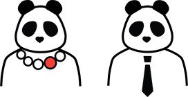 Plaza Panda Logo